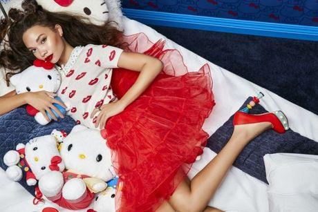 Colourpop va Hello Kitty: Su ket hop duoc mong cho nhat nam 2016! - Anh 1