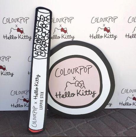 Colourpop va Hello Kitty: Su ket hop duoc mong cho nhat nam 2016! - Anh 2