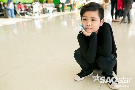 Hau The Voice Kids 2016, fan ra san bay tien Nhat Minh tro ve nha - Anh 7