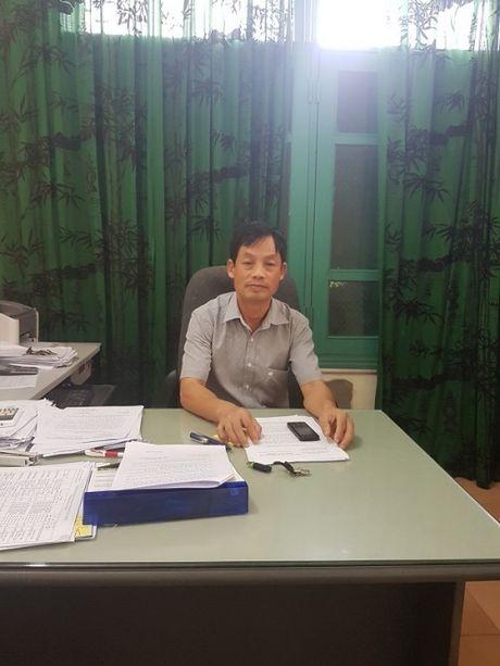 Phu Tho: Khong co viec lam thu tai truong THCS An Dao - Anh 1