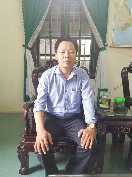Vinh Phuc: UBND xa tam thu tien cac ho dan vi loi ich chung - Anh 1
