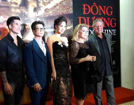 Catherine Deneuve mang 'Dong Duong' tro ve Ha Noi sau 25 nam - Anh 2