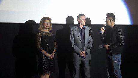 Catherine Deneuve mang 'Dong Duong' tro ve Ha Noi sau 25 nam - Anh 3