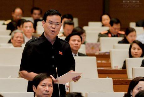 Bi thu Tinh uy Ha Giang Trieu Tai Vinh noi ve san xuat nong nghiep sach - Anh 1