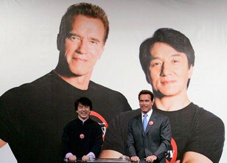 Arnold Schwarzenegger tai hop Thanh Long trong 'Viy 2' - Anh 1