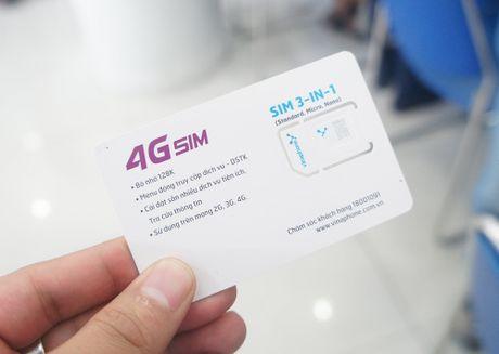Vinaphone chinh thuc cung cap mang 4G tai Viet Nam - Anh 1
