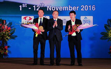 Khai mac Giai ban sung vo dich Dong Nam A 2016 - Anh 2