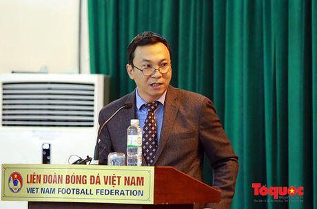 Nguyen Chu tich nuoc Nguyen Minh Triet danh gia cao dao tao bong da tre, phong trao - Anh 3