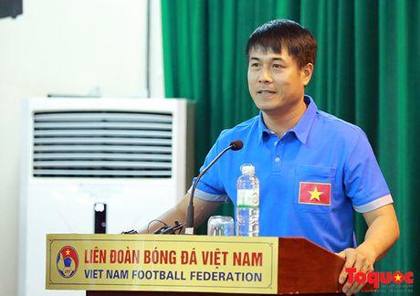 Nguyen Chu tich nuoc Nguyen Minh Triet danh gia cao dao tao bong da tre, phong trao - Anh 4