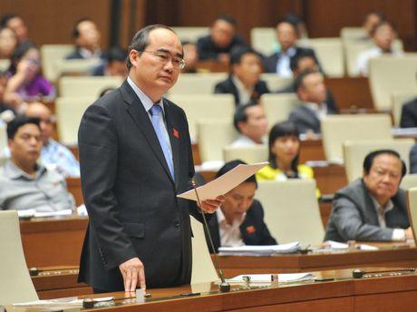 Ong Nguyen Thien Nhan: Tai co cau, van de khong phai bat nguon tu viec tien o dau - Anh 1