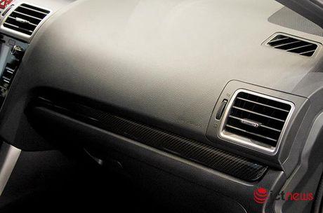 Anh chi tiet sedan the thao Subaru WRX STI 2017 tai Viet Nam - Anh 15