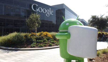 Gan 9 tren 10 chiec smartphone xuat xuong deu chay Android - Anh 1