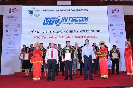Khoi noi dung so cua VTC lot Top 50 doanh nghiep CNTT hang dau - Anh 1