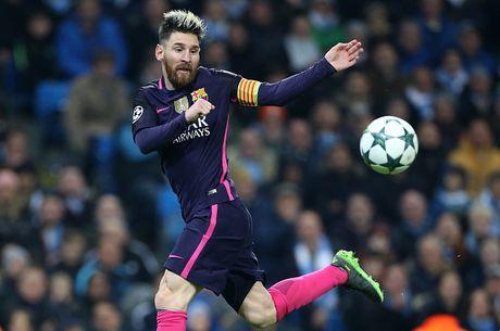 Lo danh tinh thanh vien Man City bi Messi mang 'ngu ngoc' - Anh 1