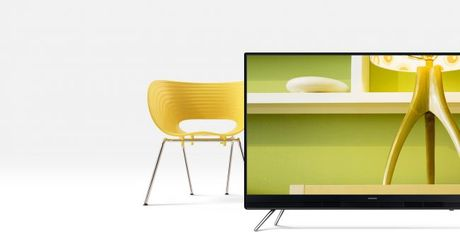 4 mau TV thiet ke nguyen khoi moi cua Samsung - Anh 3