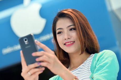 Khai truong mang 4G dau tien tai Viet Nam - Anh 1