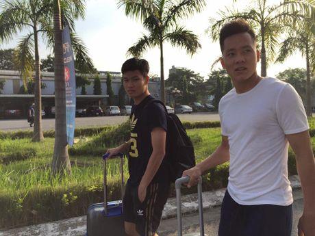 U22 Viet Nam hoi quan voi va o Ha Noi - Anh 1