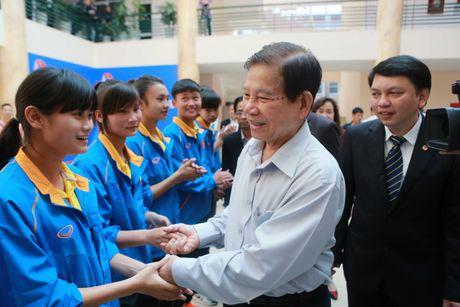 Nguyen Chu tich nuoc Nguyen Minh Triet tham cac DTQG - Anh 2