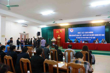 Nguyen Chu tich nuoc Nguyen Minh Triet tham cac DTQG - Anh 4