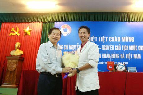 Nguyen Chu tich nuoc Nguyen Minh Triet tham cac DTQG - Anh 6