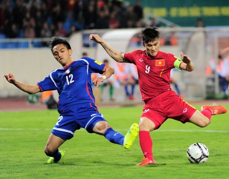Cong Vinh co nguy co mat suat chinh tai AFF Cup 2016 - Anh 1