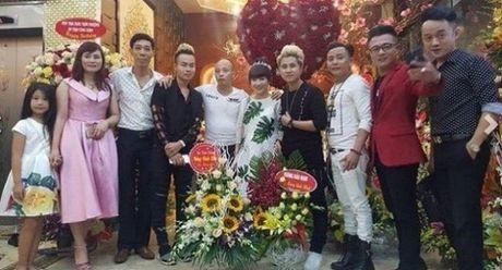 Tiec sinh nhat dai gia Thai Binh: Bao tron goi 50 dien vien, ca si - Anh 2