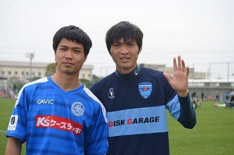 Cong Phuong, Tuan Anh hoi huong da V-League - Anh 1