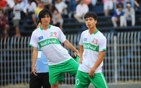 Cong Phuong, Tuan Anh hoi huong da V-League - Anh 2