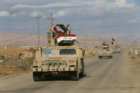 Thu linh IS keu goi tu thu o Mosul - Anh 1