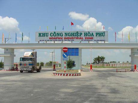 Vinh Long thu hut von FDI tang gap 10 lan so voi cung ky - Anh 1