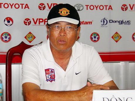 B.Binh Duong 'chan' vo dich V.League - Anh 1