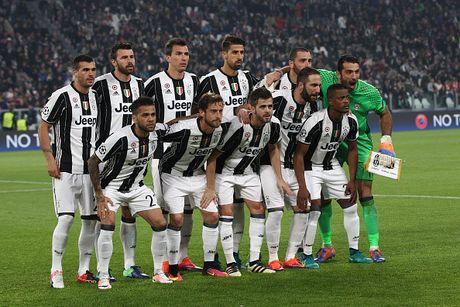 Toan canh tran dau Juventus danh roi 2 diem truoc Lyon - Anh 1