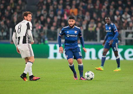 Toan canh tran dau Juventus danh roi 2 diem truoc Lyon - Anh 6