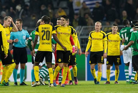 Dortmund gianh ve vao vong knock out Champions League - Anh 1
