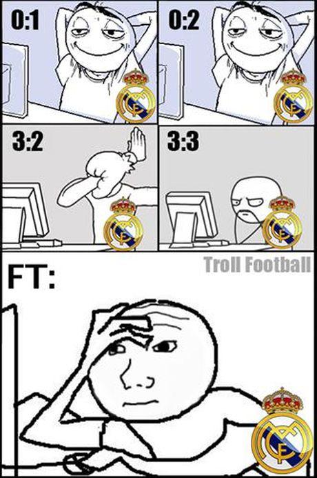 Biem hoa 24h: Real Madrid tro thanh 'tro he' o Champions League - Anh 2