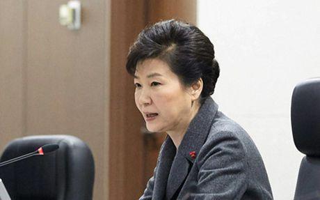 'Tong thong Han Quoc Park Geun-hye co the bi dieu tra' - Anh 1