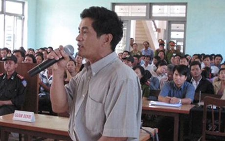 Dieu tra vien an oan Huynh Van Nen se som bi thu tiep the luat su - Anh 2