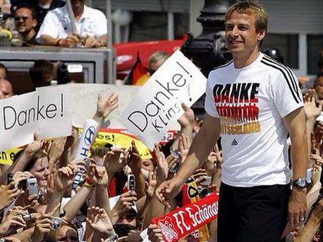 Klinsmann duoc tang danh hieu cao quy nhat cua bong da Duc - Anh 6