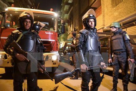 Ai Cap: Hai binh sy thiet mang khi truy quet phan tu cuc doan - Anh 1