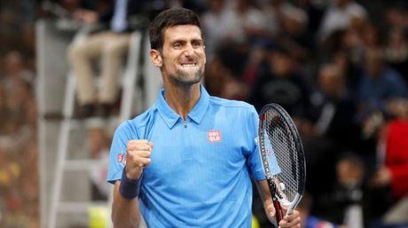 Paris Masters: Djokovic va Murray vao tu ket, Nishikori bi loai - Anh 1