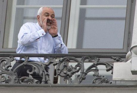 Thuy Si: Cac cuoc dam phan hat nhan Iran bi nghe len - Anh 1