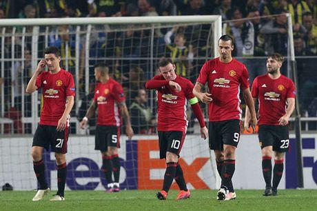 Clip: Rooney lap sieu pham, M.U van 'nga ngua' truoc Fenerbahce - Anh 1