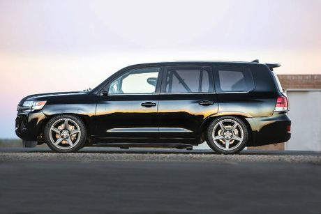 Soi 'hang khung' Toyota Land Speed Cruiser 2.000 ma luc - Anh 2