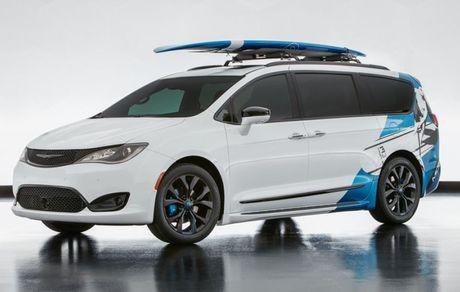 Ngam 6 mau xe cuc chat cua Fiat Chrysler tai SEMA 2016 - Anh 5