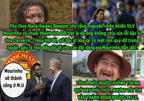 HAU TRUONG (4.11): Mourinho tro thanh 'ba tam', M.U nen tin vao Moyes - Anh 2