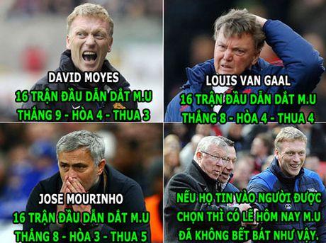 HAU TRUONG (4.11): Mourinho tro thanh 'ba tam', M.U nen tin vao Moyes - Anh 3