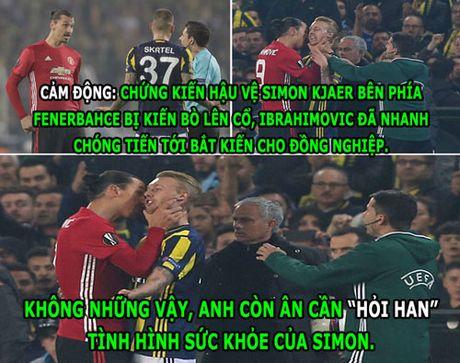 HAU TRUONG (4.11): Mourinho tro thanh 'ba tam', M.U nen tin vao Moyes - Anh 4
