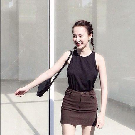 Mac do binh dan, Angela Phuong Trinh van sexy kho cuong - Anh 1
