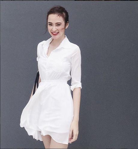 Mac do binh dan, Angela Phuong Trinh van sexy kho cuong - Anh 6