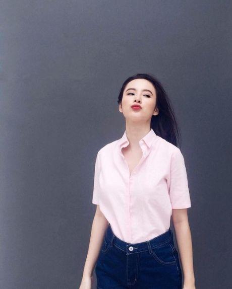 Mac do binh dan, Angela Phuong Trinh van sexy kho cuong - Anh 8